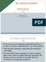 Nursing Management 2