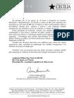 2009.08.07 - Convite para Audiência Pública sobre a BR-381 - ALMG