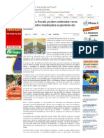 SiteBarra » Incentivos fiscais podem estimular nova disputa entre municípios e governo do Estado