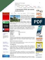 SiteBarra » Conheça o lançamento STHIL que agrega leveza e muita potência