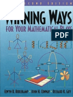Winning Ways for Your Mathematical Plays - Vol 2