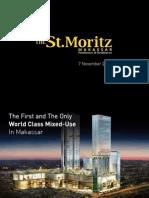 Brosur St. Moritz Makassar