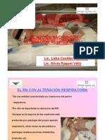 Valoracion Del Neonato Con Alteracion Respiratoria