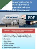 Rolul transportului aerian în dezvoltarea turismului