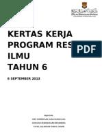 kertas kerja program restu ilmu thn 6 2013.doc