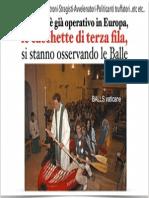 CACCHETTE DI TERZA FILA...