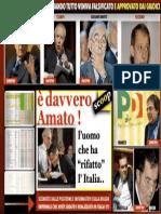 Napolitano, Ciampi, Amato, Fassino, Bianco, Mastella, Romano Prodi