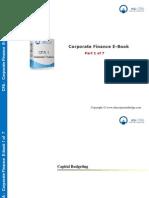 CFA Level 1 Corporate Finance E book - Part 1.pdf