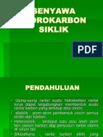 3.SENYAWA HIDROKARBON SIKLIK.ppt