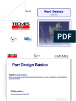 TECMES CATIA V5 PART BÁSICO