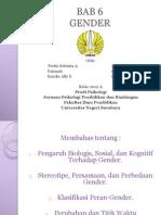 Psikologi Perkembangan-Gender.pptx