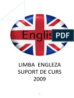 Limba Engleza Curs Aa