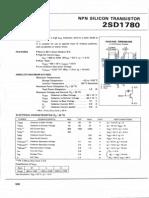 2SD1780 (NPN)