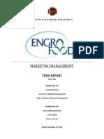 Marketing Management Report (Revised).docx
