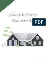 Arkitekt kollektion fra Klas Sjöstrand