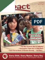 Impact Magazine N3 2013 - CEF