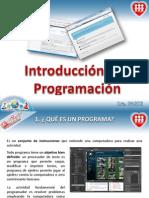 1 Introduccion a La Programacion I