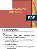 6 Portfolio Optimal.ppt