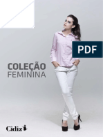 Catalogo Lookbook Feminino