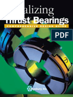 eqaulizing thrust bearings