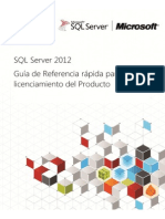 SQL Server 2012 Licensing Reference Guide 23-04-14
