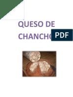 Queso de Chancho
