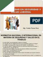 Normatividad en Seguridad y Salud Laboral - Diplomado