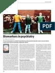 Singh and Rose - 2009 - Biomarkers in Psychiatry