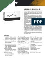 XQE150-2 163 KVA