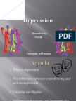PSY 270 Week 4 Assignment Depression PowerPoint