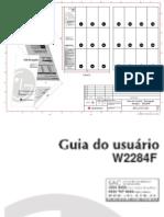 Manual Monitor W2284F LG