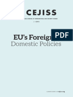 Central European Journal of International and Security Studies