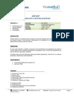 ASP.NET (Introducción y buenas practicas)