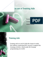 Use of Training Aids.ppt