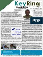 KeyRing Issue 19-Male Ego