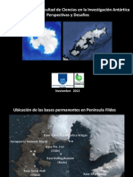Presentación Javier Gorga seminario Antarkos 8nov13