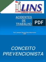 ACIDENTE DE TRABALHO.ppt