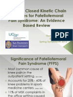 Open Versus Closed Kinetic Chain Exercises for Patellofemoral Pain Syndrome_Tsai