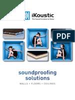 Ikoustic - Materiais Para Tratamento Acustico