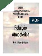poluição ambiental aula 2-2009