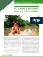 03. Dossier. Marisol Inurritegui M Naturaleza, Cultura y Desarrollo