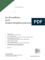 28 conflictos