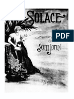 Scott Joplin Solace Piano Sheets