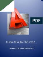 Barras Autocad