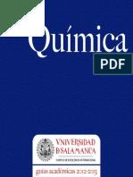 Grado en Quimica 2012-2013