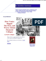 Venice Rigged Global Financial crisis in the 1340s....pdf