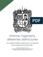 Informe_Definiciones de Ingenieria