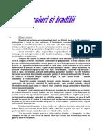 Obiceiuri si traditii in Romania.doc.doc