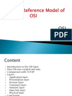 Computer Networks OSI