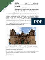 Arquitectura Peruana Epoca Virreynal